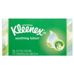 Kleenex Lotion 3-Ply White 70 Tissues
