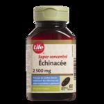 Échinacée Extra-Forte Life Brand - Capsules de 2 500 mg